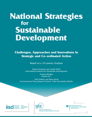 IISD measure nat strategies sd-1